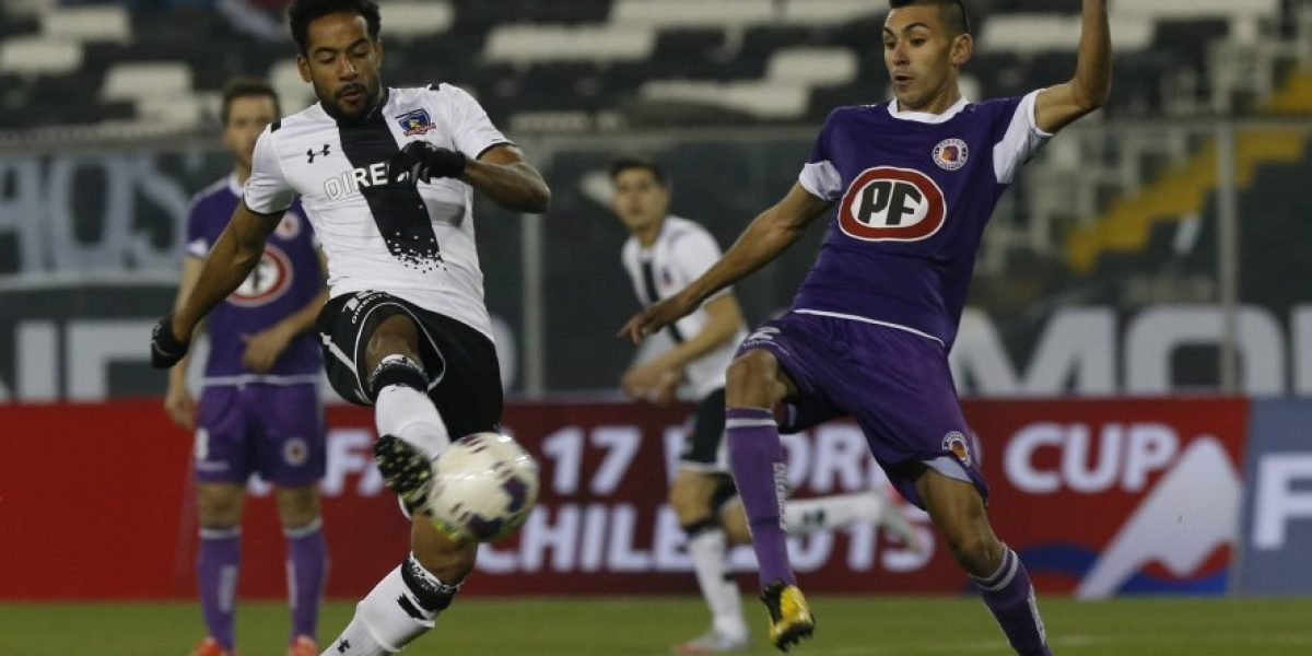 Malas noticias para Colo Colo: Beausejour se perderá el inicio del Apertura