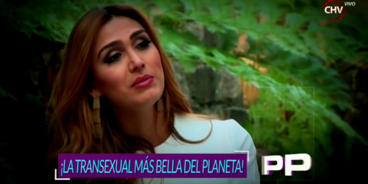 Isabella Santiago: la transexual más bella del mundo que cautivó a la TV chilena