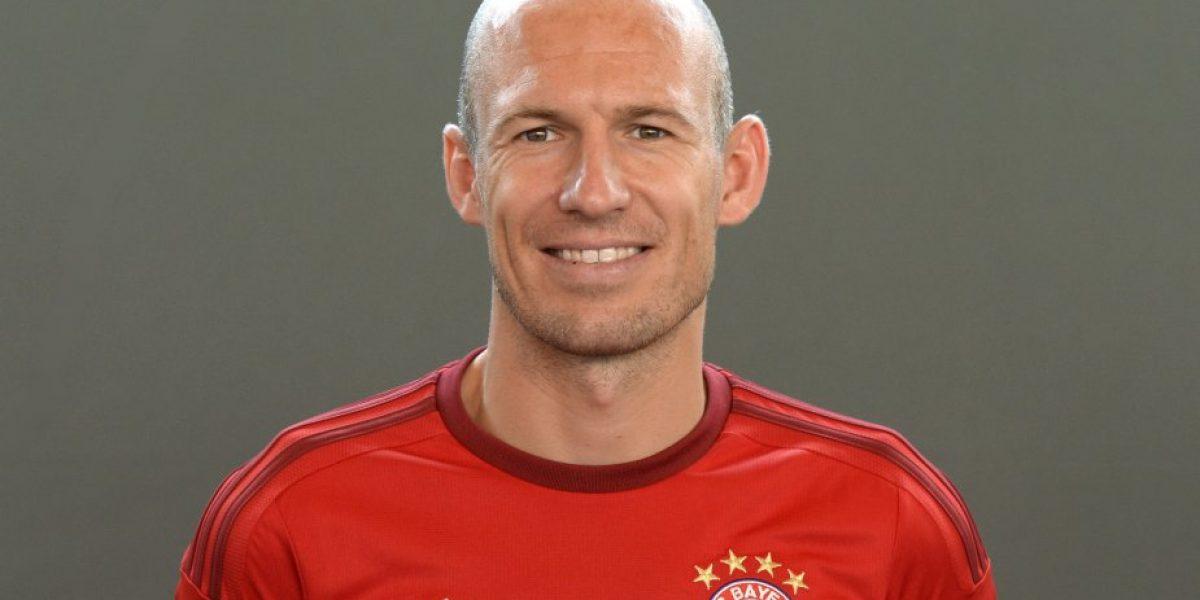Robben y la opción de Vidal como compañero:
