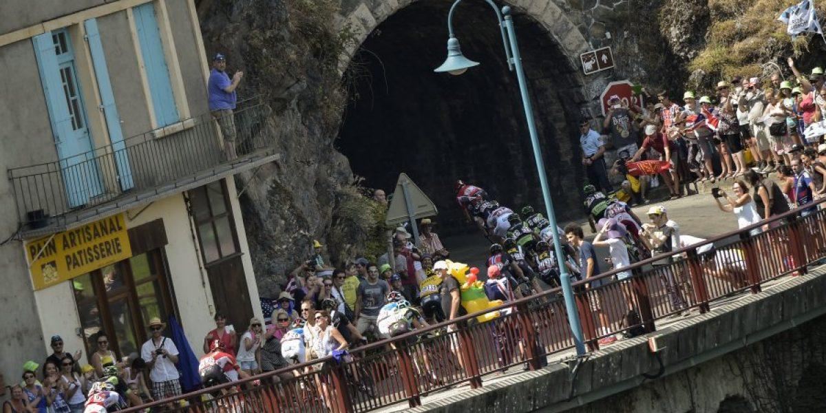 Tour de Francia: Avermaet gana la etapa de transición antes del asalto a los Alpes