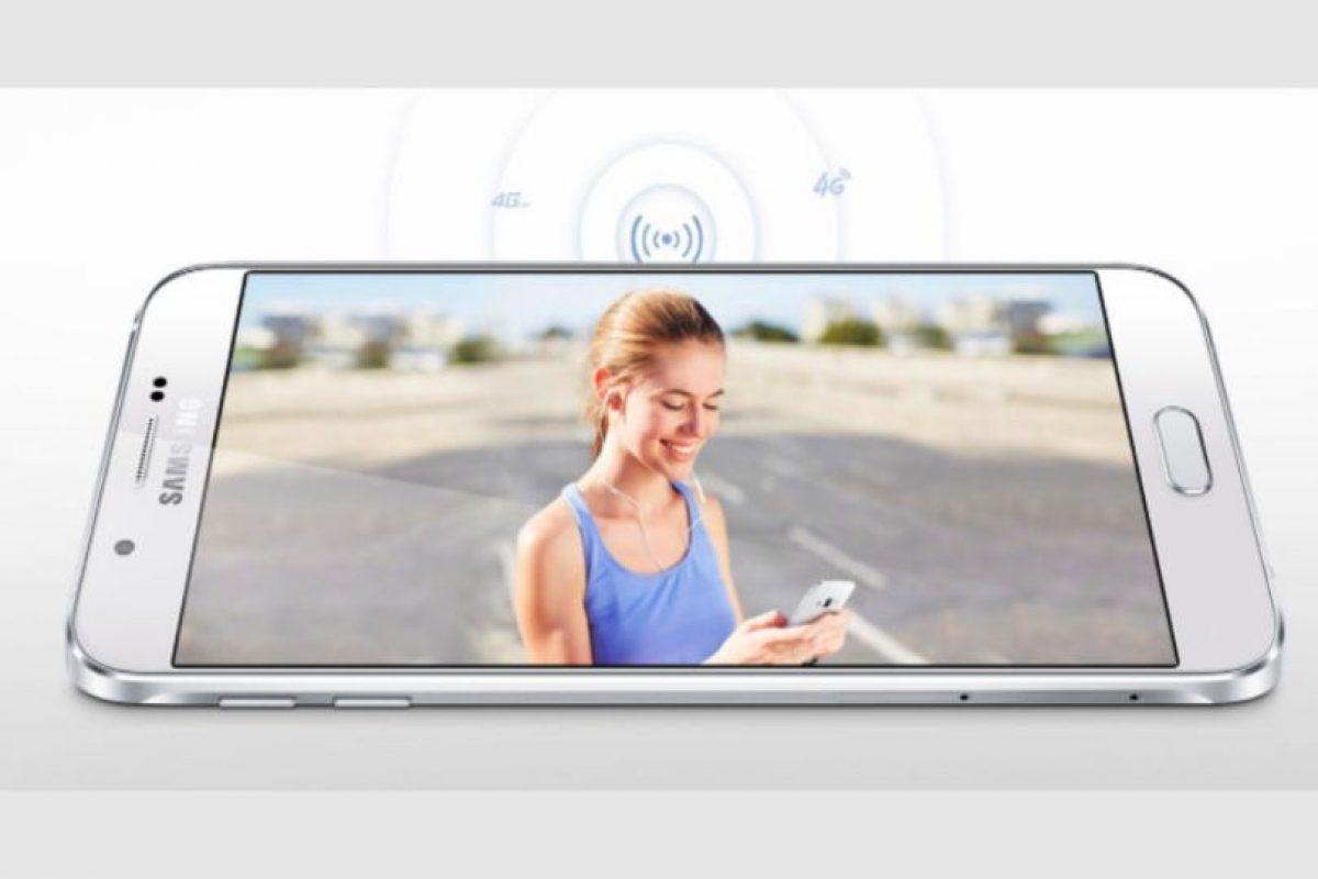 Y utilizará la red 4G para conexión a Internet Foto:Samsung. Imagen Por: