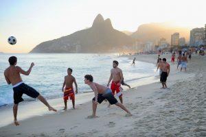 Brasil- Su calificación fue de 56.1. Foto:Getty Images. Imagen Por: