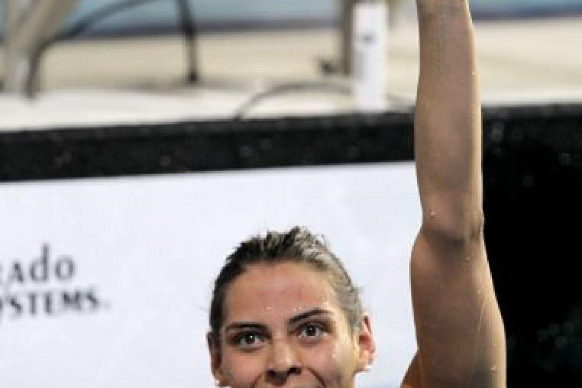 Ella buscaba utilizar un traje de baño que pensaba que le favorecía más Foto:Getty Images. Imagen Por: