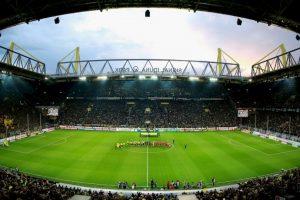 Signal Iduna Park (Dortmund, Alemania) Foto:Getty Images. Imagen Por: