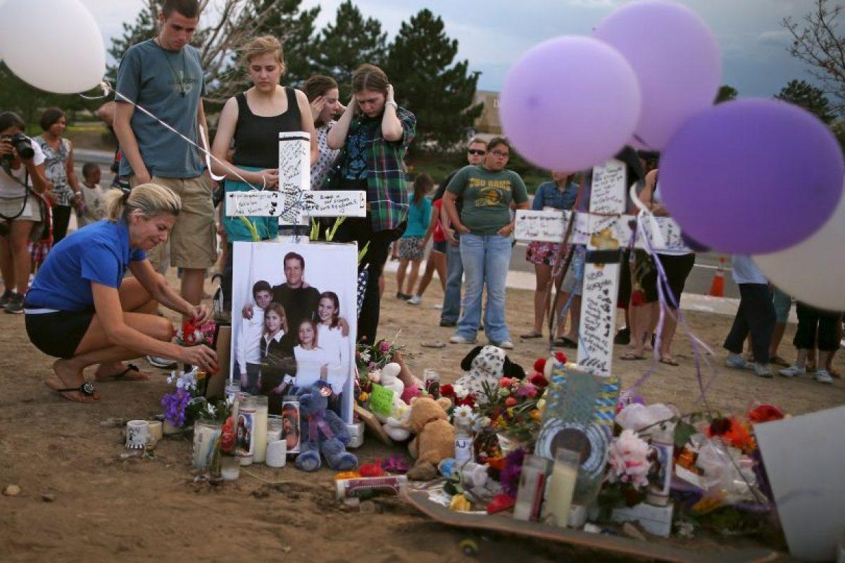 Y otras 70 resultaron heridas. Foto:Getty Images. Imagen Por: