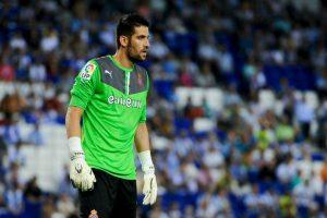 Ya fue llamado a la Selección de España Foto:Getty Images. Imagen Por: