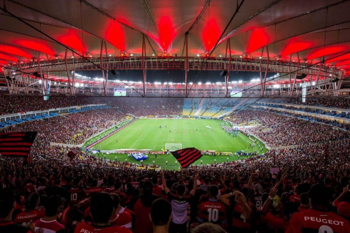 """Aquí se dio el histórico """"Maracanazo"""" en 1950, cuando Brasil perdió ante Uruguay en la Copa del Mundo. También fue sede de la final de Brasil 2014 y vio coronarse a Alemania. Foto:Getty Images. Imagen Por:"""