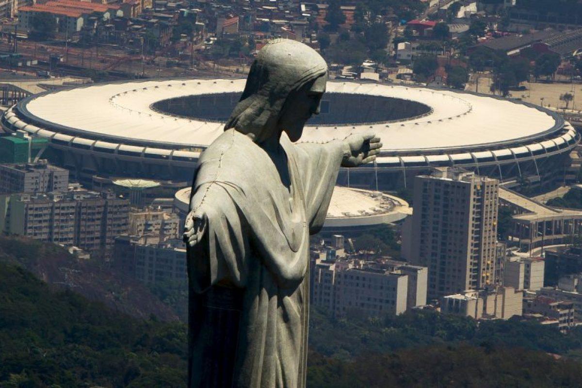 """Es la casa de la Selección de Brasil y Botafogo, Fluminense y Flamengo del """"Brasileirao"""". Foto:Getty Images. Imagen Por:"""