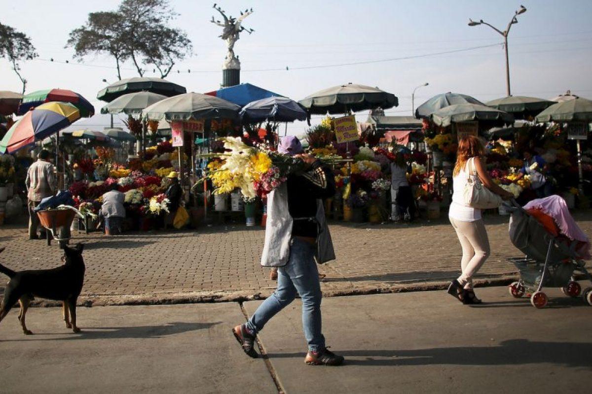 Perú- Ocupa el puesto 27 de la lista. Foto:Getty Images. Imagen Por: