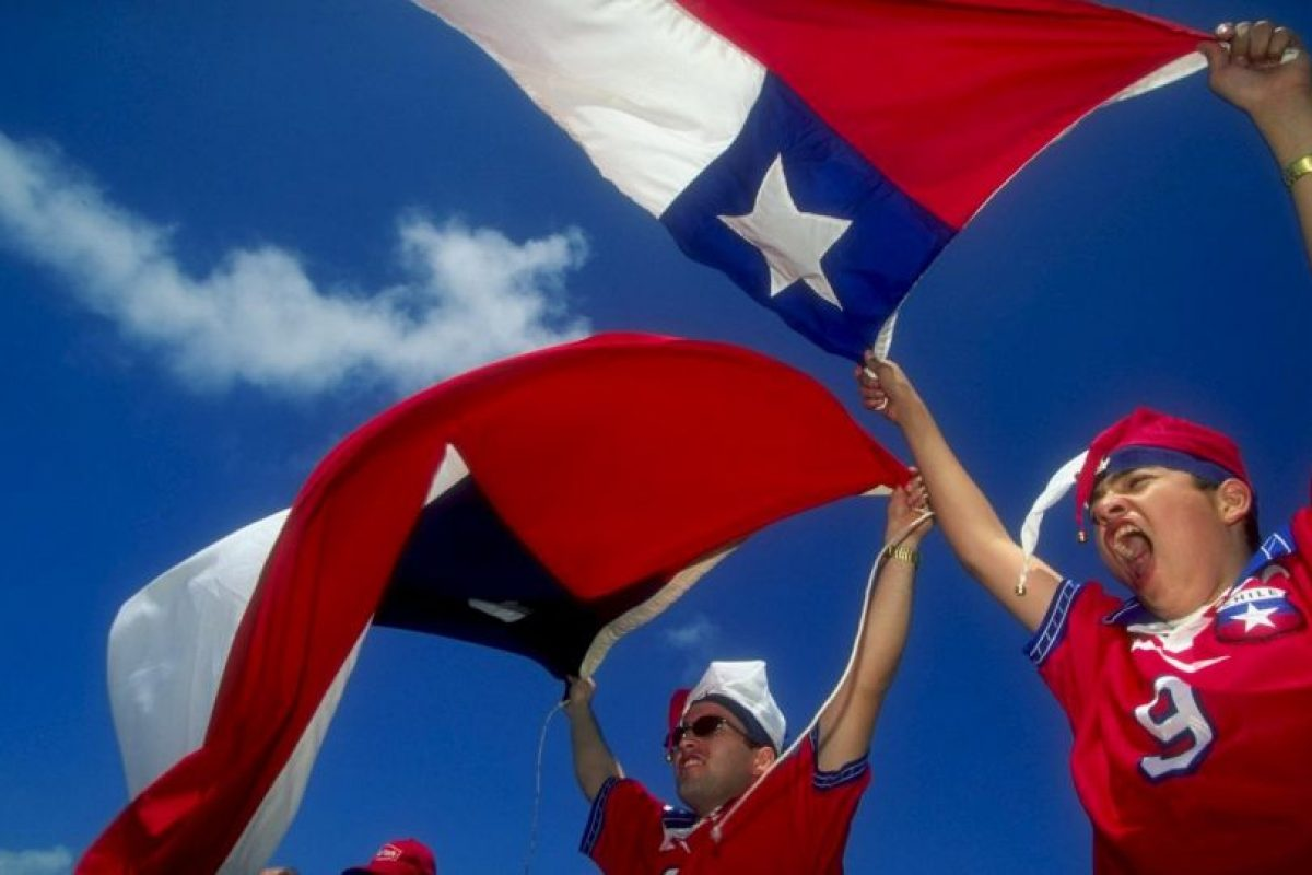 Chile- Ocupa el puesto número 30. Foto:Getty Images. Imagen Por: