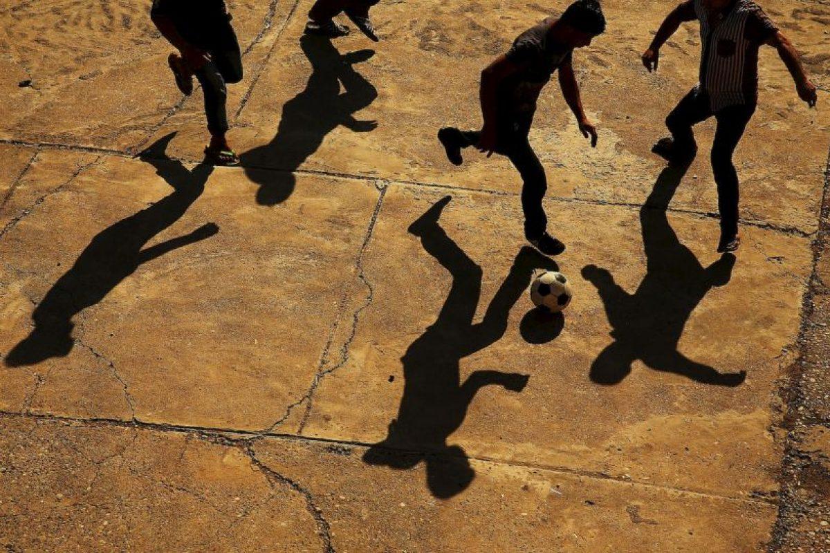 Los menores son usados especialmente para atentados con autos bomba. Foto:Getty Images. Imagen Por: