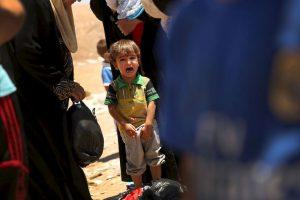 """Según el portal español """"20 minutos"""", un total de mil 100 niños han sido reclutados. Foto:Getty Images. Imagen Por:"""
