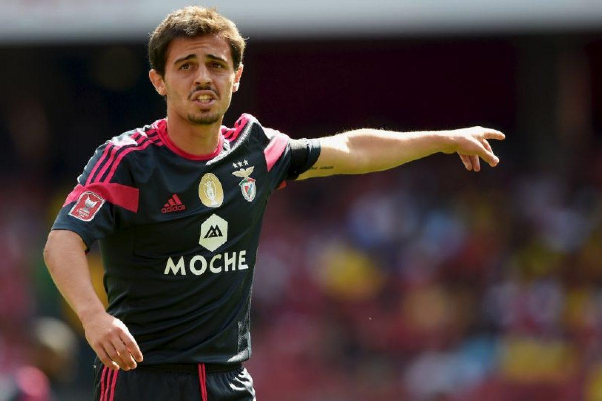 Este extremo derecho portugués tiene 21 años y juega para el Mónaco. Foto:Getty Images. Imagen Por: