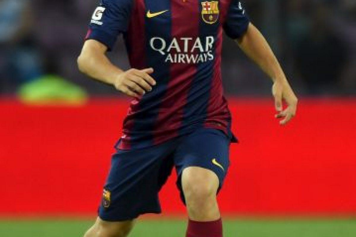 Otra de las joyas del Barcelona es este mediapunta de 19 años. Foto:Getty Images. Imagen Por:
