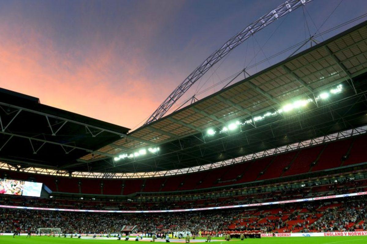 Estadio de Wembley (Londres, Inglaterra) Foto:Getty Images. Imagen Por: