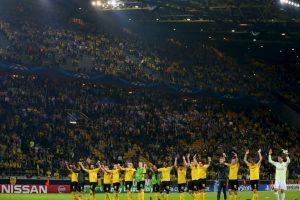 La afición del Borussia Dortmund es una de las más populares del mundo por los enormes recibimientos que le dan a su equipo en todos sus duelos de local. Han deslumbrado a muchos con sus espectaculares mosaicos. Foto:Getty Images. Imagen Por: