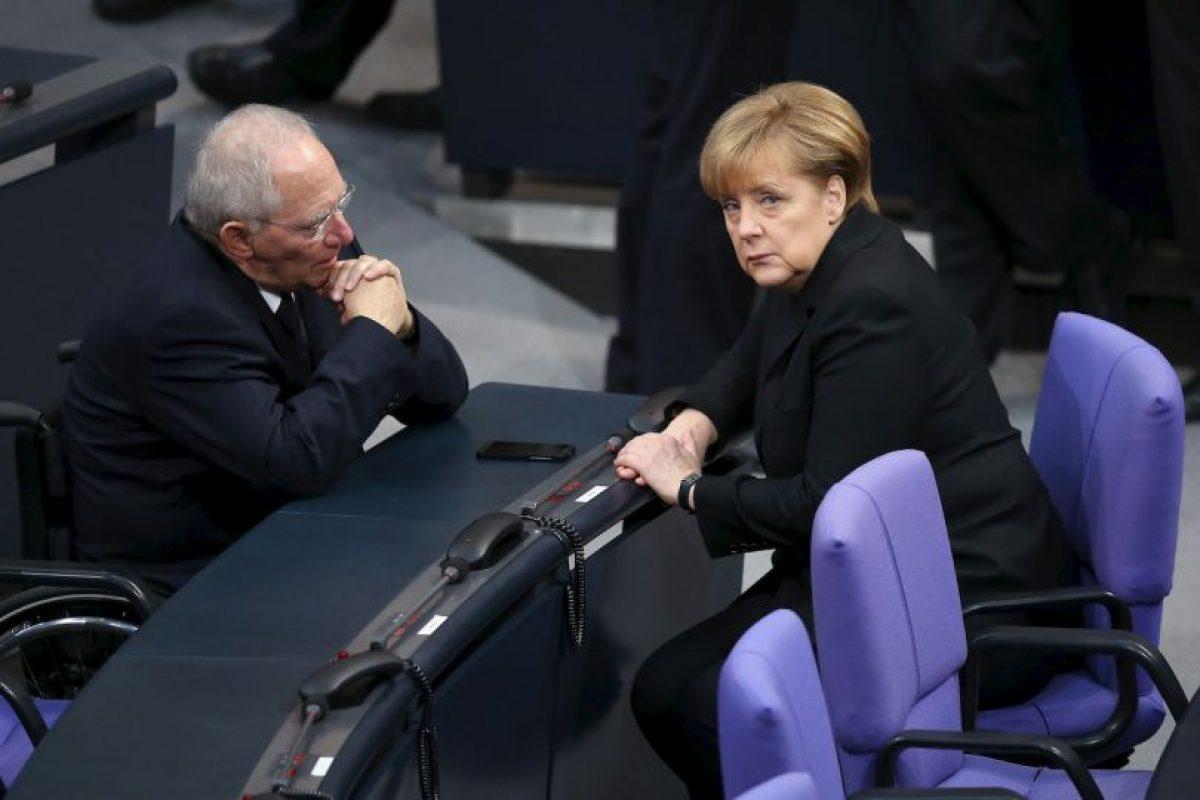 Esto antes de que el Parlamento griego votara a favor del nuevo acuerdo. Foto:Getty Images. Imagen Por: