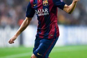 6. Munir El Haddadi (España) Foto:Getty Images. Imagen Por: