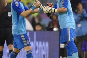 Perteneció al Real Madrid de 2003 a 2007 Foto:Getty Images. Imagen Por: