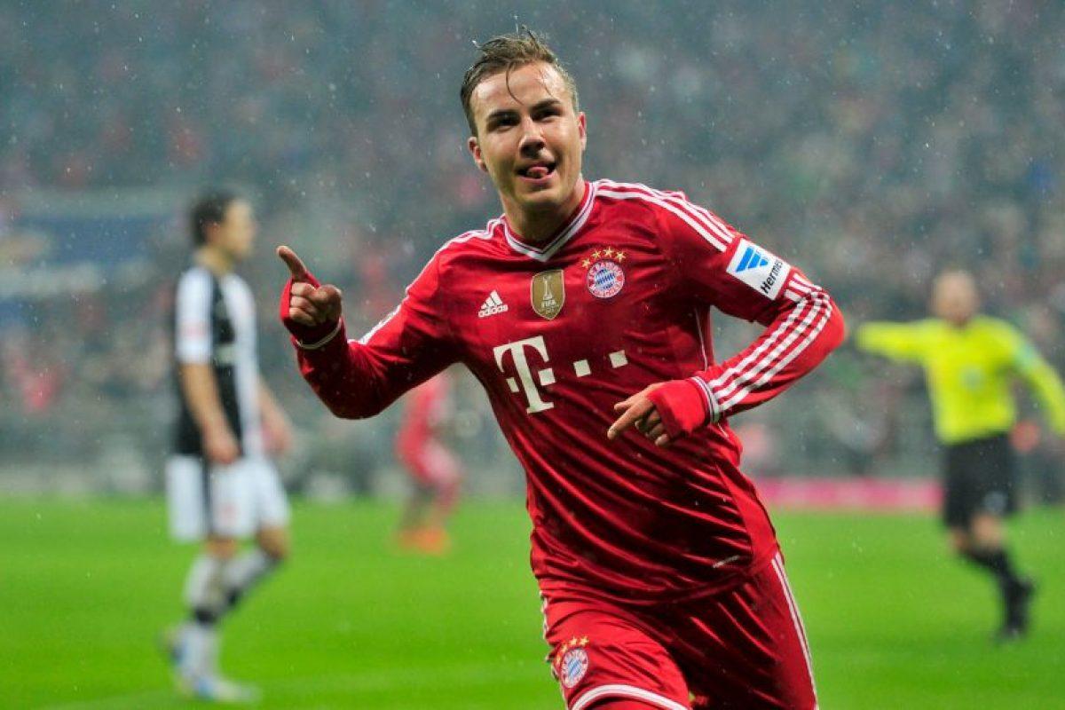 Sus jugadores más valiosos con Mario Götze y Marco Reus (50 millones de euros). Foto:Getty Images. Imagen Por: