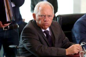 Wolfgang Schäuble, fue una de las personas que quería que Grecia saliera de la eurozona durante cinco años. Foto:Getty Images. Imagen Por: