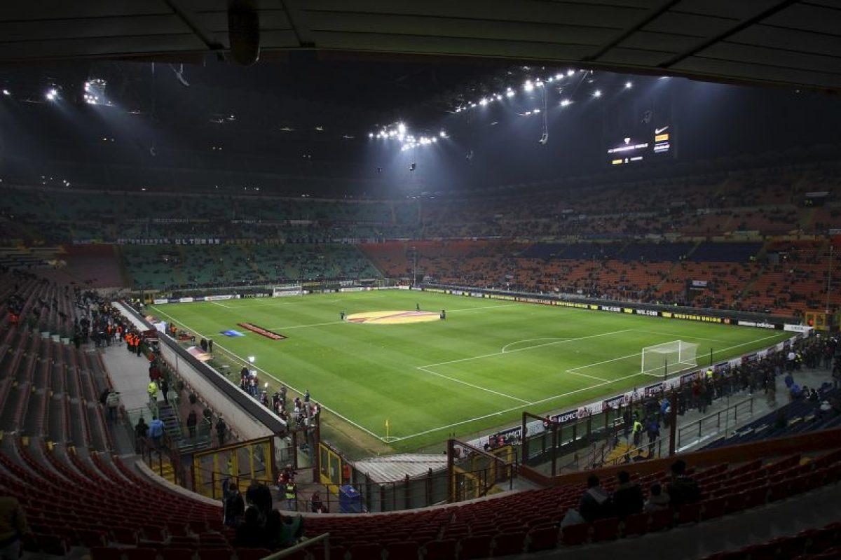 San Siro/Giuseppe Meazza (Milán, Italia) Foto:Getty Images. Imagen Por: