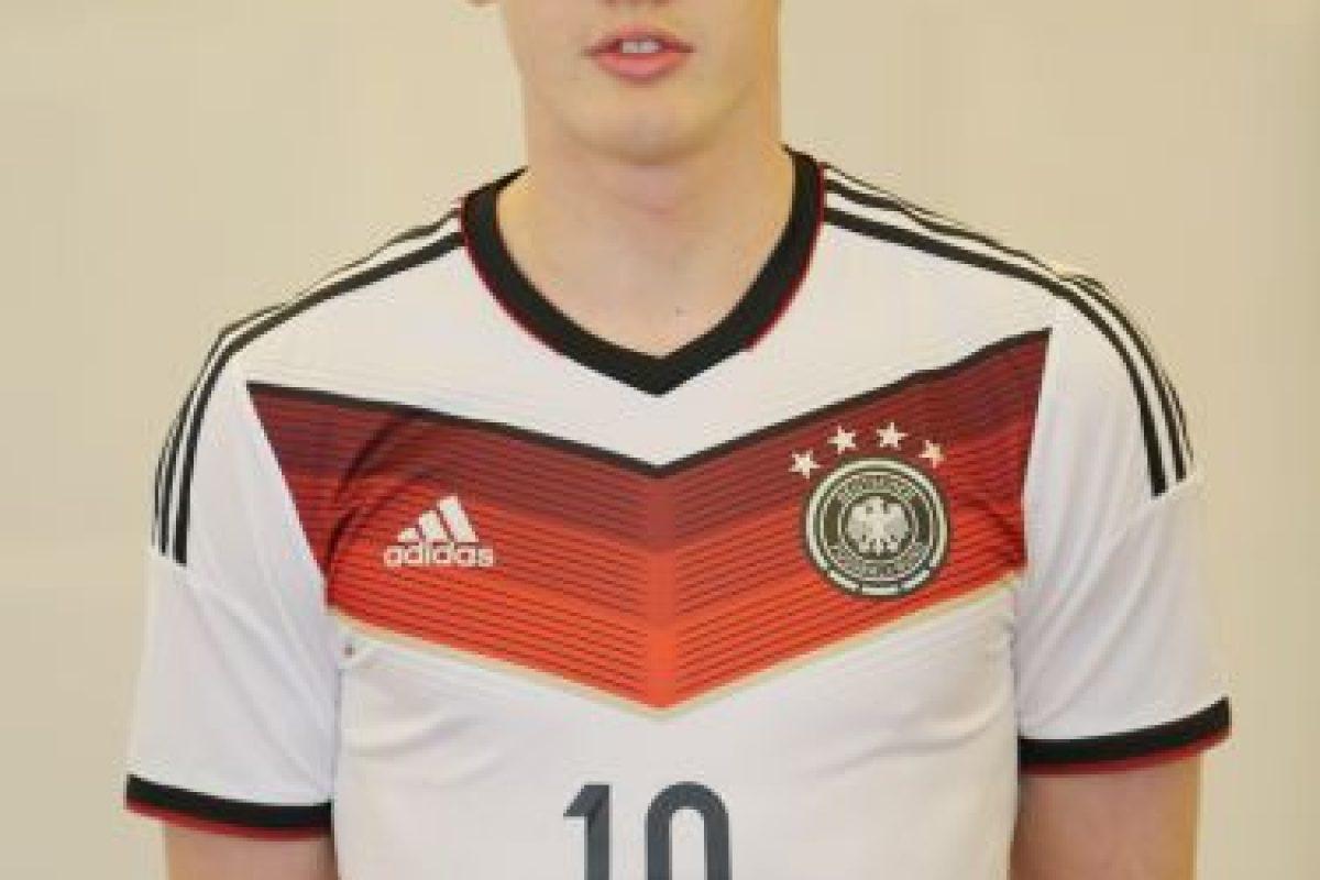 10. Julian Brandt (Alemania) Foto:Getty Images. Imagen Por: