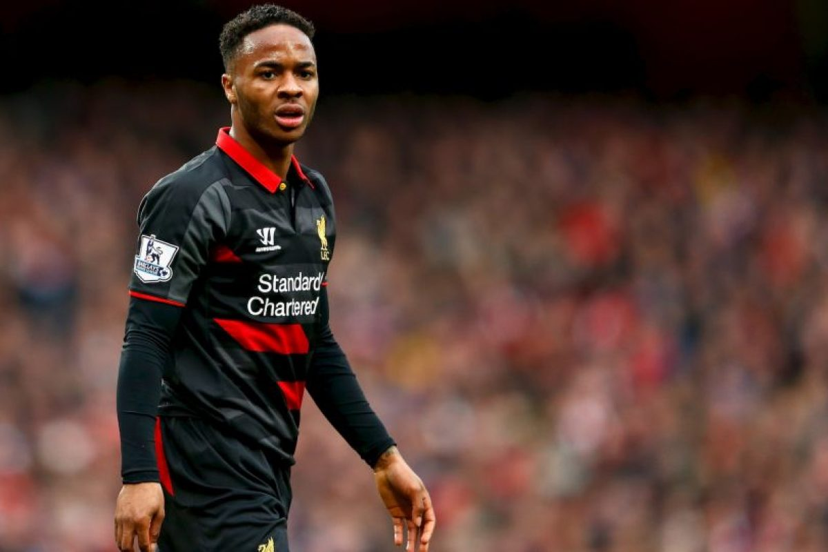 3. Raheem Sterling (Inglaterra) Foto: Getty Images. Imagen Por: