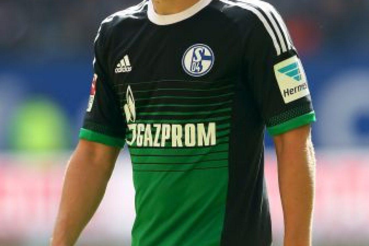 Milita en el Schalke 04 de la Bundesliga y sólo tiene 19 años. Foto:Getty Images. Imagen Por: