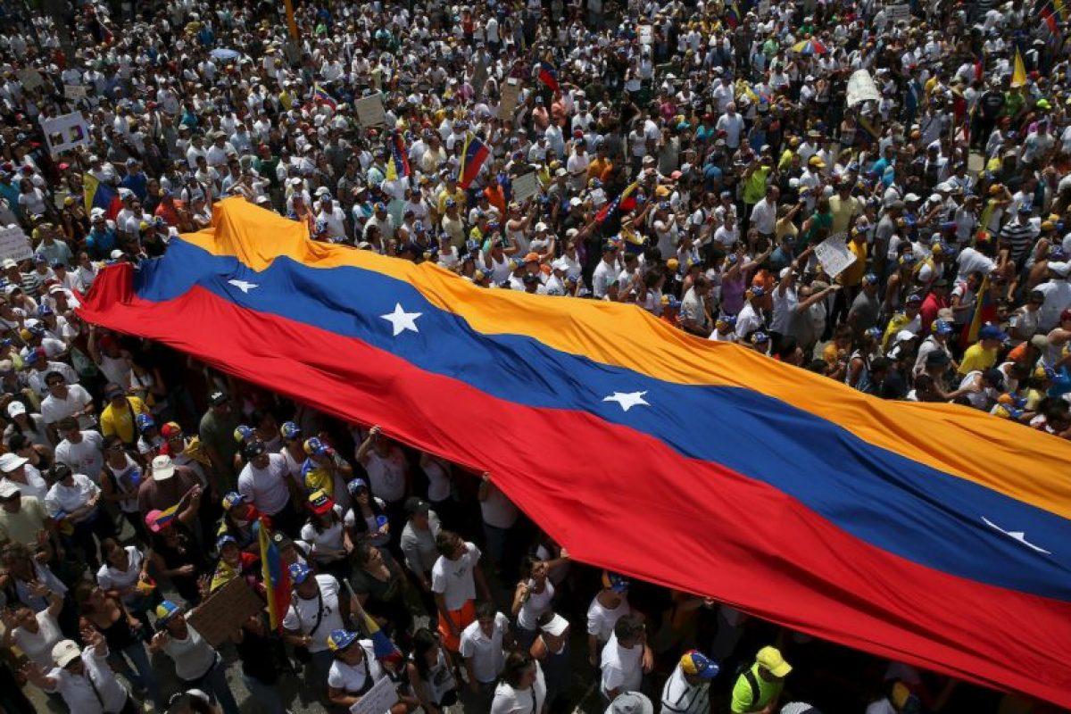 Venezuela- Su calificación fue de 50. Foto:Getty Images. Imagen Por:
