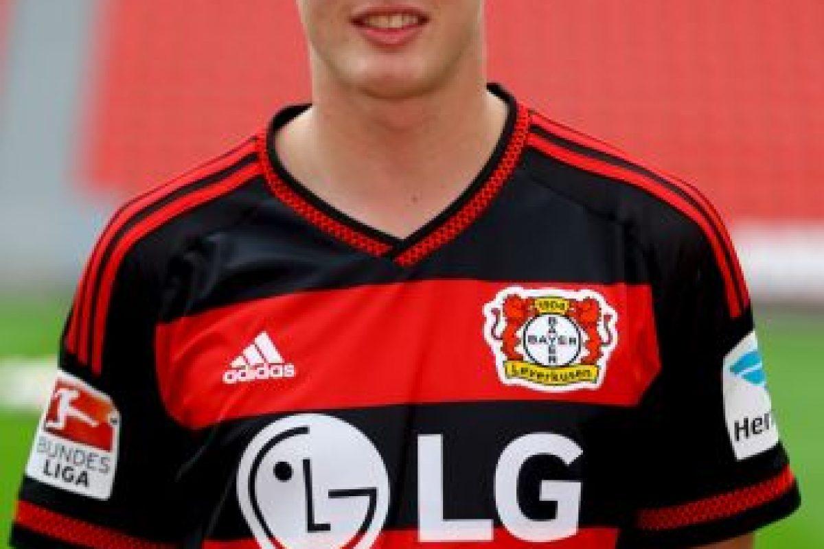 Tiene 19 años y juega de mediocampista en el Bayern Leverkusen. Foto:Getty Images. Imagen Por: