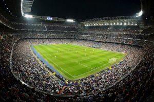 Santiago Bernabéu (Madrid, España) Foto:Getty Images. Imagen Por: