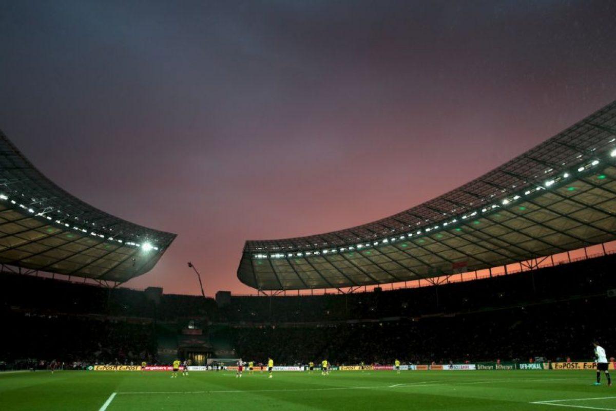 Olympiastadion (Berlín, Alemania) Foto:Getty Images. Imagen Por: