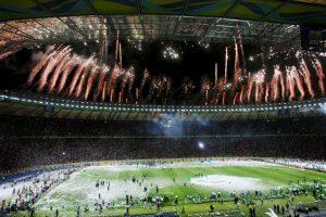 Casa del Hertha Berlín de la Bundesliga y la Selección de Alemania. Su capacidad es de 76 mil espectadores. Foto:Getty Images. Imagen Por: