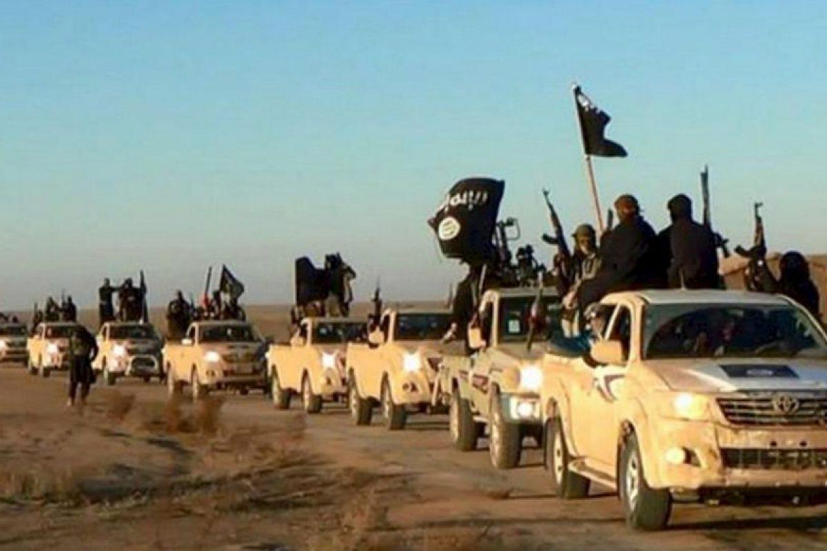 Una coalición internacional lucha por desarticular al grupo terrorista. Foto:AP. Imagen Por: