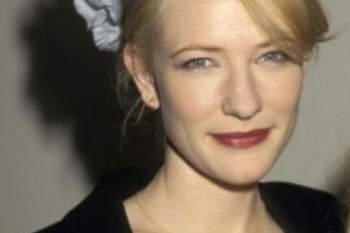 Cate Blanchett. Foto:vía Getty Images. Imagen Por: