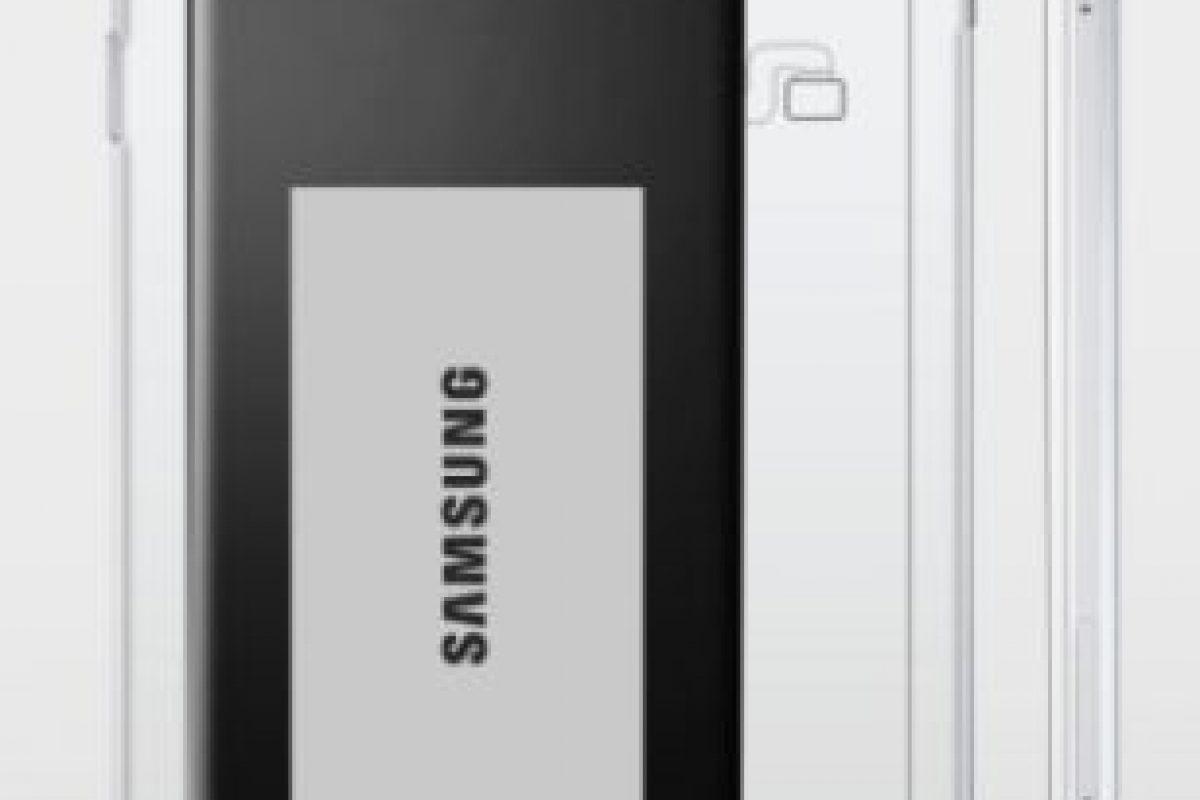 Cuenta con una batería de 3050mAh Foto:Samsung. Imagen Por: