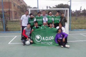 Entrena en la Asociación de Fútbol para ciegos de Corrientes, Argentina. Foto:Getty Images. Imagen Por: