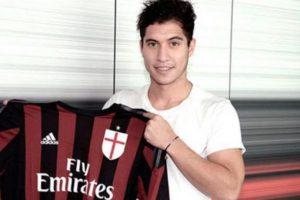 Su hermano ya pertenece al Milán Foto:Vía twitter.com/juanmauri. Imagen Por: