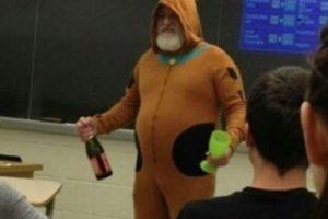 El que se disfraza como un Scooby Doo degenerado. Foto:vía Imgur. Imagen Por: