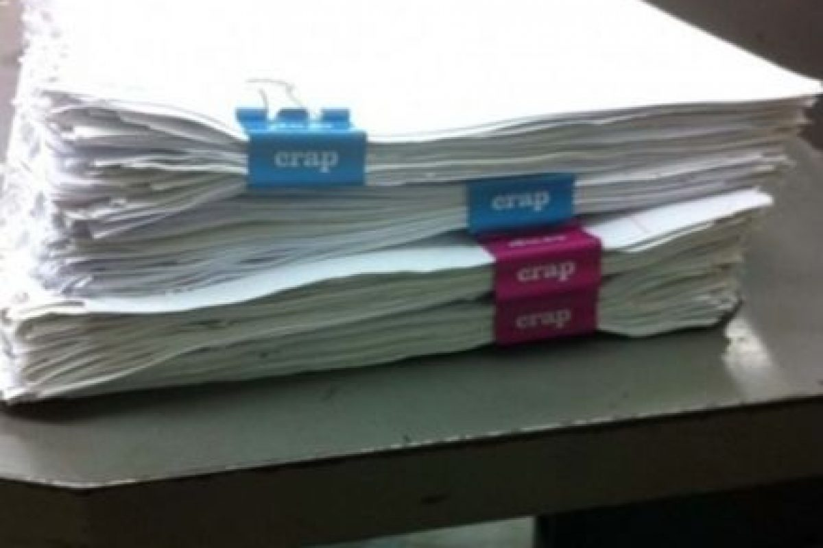 """""""Basura"""". Así son la mayoría de estos exámentes. Foto:vía Imgur. Imagen Por:"""