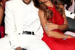 2. Rihanna y Chris Brown. Foto:Getty Images. Imagen Por: