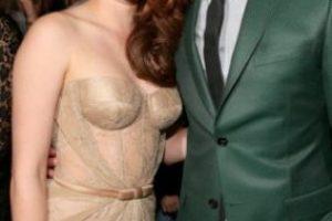 3. Robert Pattinson y Kristen Stewart Foto:Getty Images. Imagen Por: