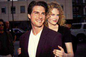 8. Nicole Kidman y Tom Cruise. Foto:Getty Images. Imagen Por: