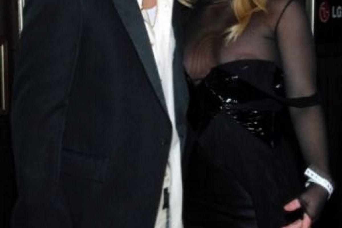 Esta pareja fue envidiable, pero desgastó mucho a ambos. De hecho, muchos culparon a Federline del declive de Spears. Foto:Getty Images. Imagen Por: