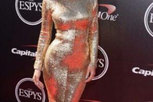Este fue el look que Kendall usó en los ESPYS. Foto:vía Getty Images. Imagen Por: