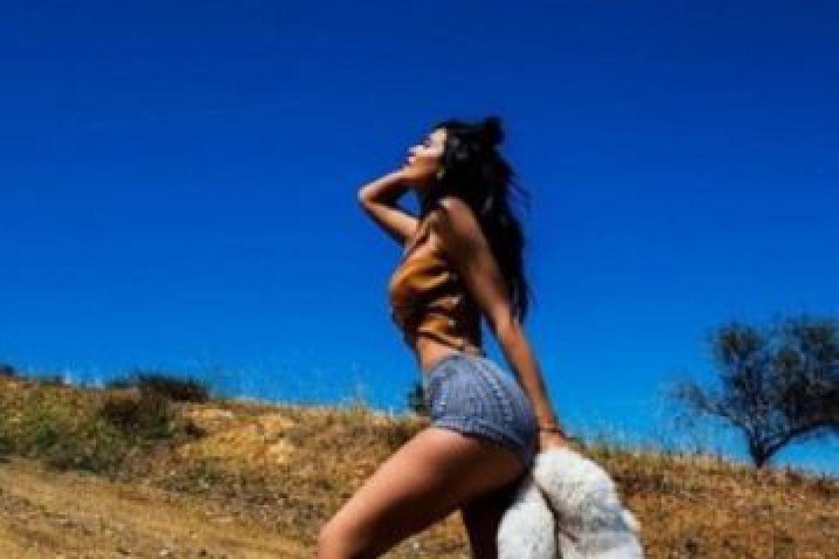 """Mientras que Kylie es más """"sexy"""", Kendall tiene otras maneras de ser casual. Foto:vía Instagram/kyliejenner. Imagen Por:"""