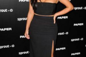 Así como su hermana Kim. Foto:vía Getty Images. Imagen Por: