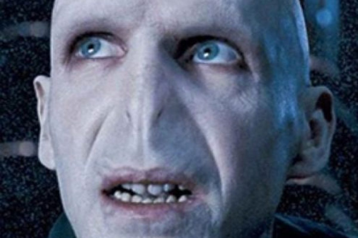 "13. Voldemort de ""Harry Potter"" Foto: Know Your Meme. Imagen Por:"