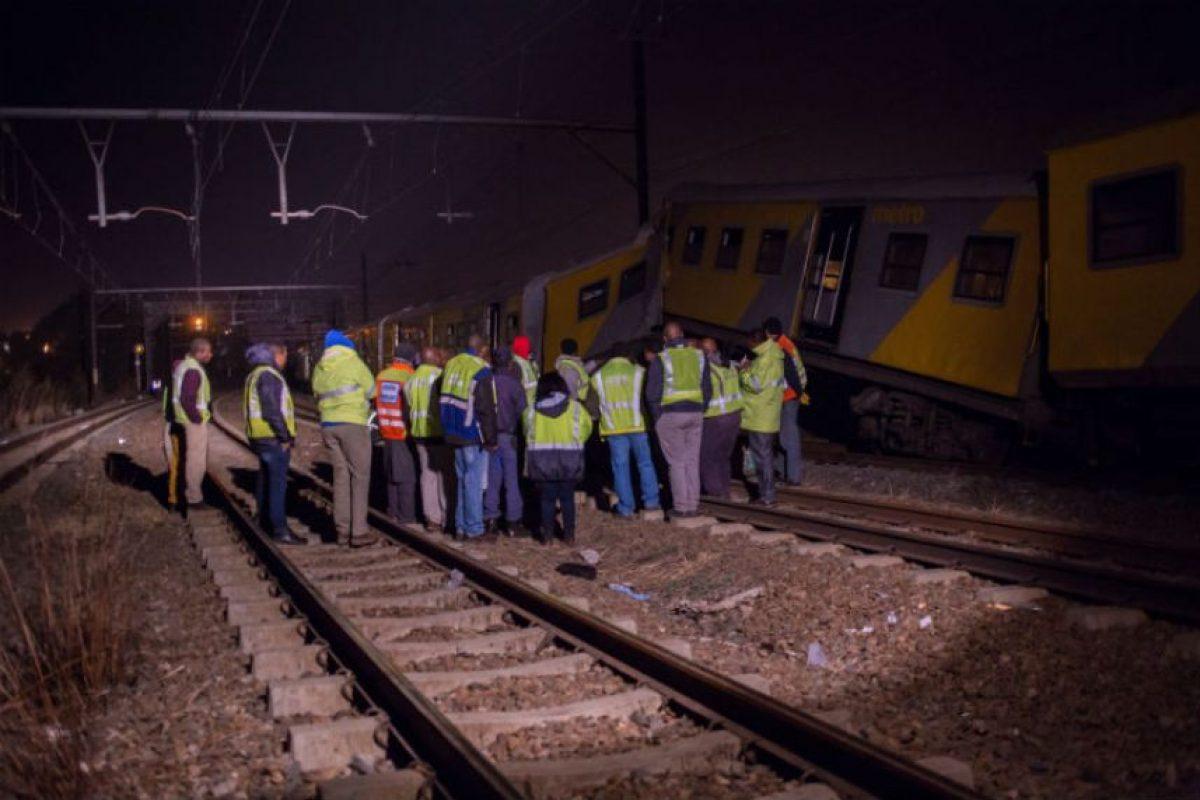 Sin embargo el número de víctimas en el lugar continuaban siendo bastantes. Foto:AFP. Imagen Por: